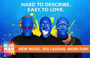 BLUE MAN GROUP - Briar Street Theatre