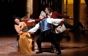THE BARBER OF SEVILLE - Lyric Opera of Chicago